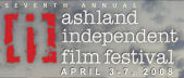 Showing at Ashland Film Festival April 4th